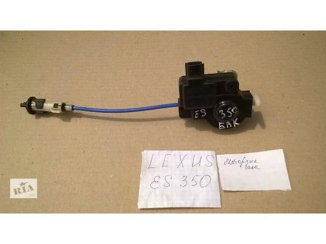 бу Б/у замок лючка топливного бака 77030-33050 для седана Lexus ES 350 2007г в Николаеве