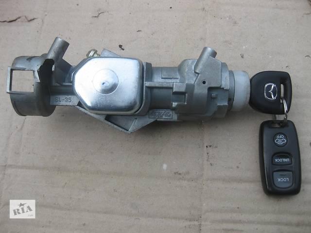 продам Б/у замок зажигания/контактная группа для легкового авто Mazda 3 бу в Львове
