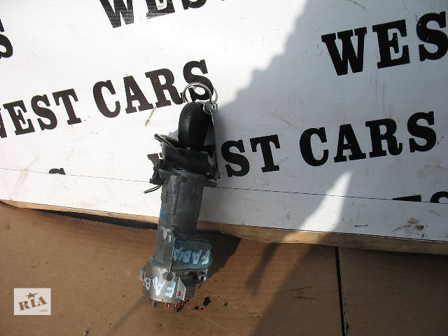 Б/у замок зажигания/контактная группа для легкового авто Skoda Fabia 2005- объявление о продаже  в Луцке