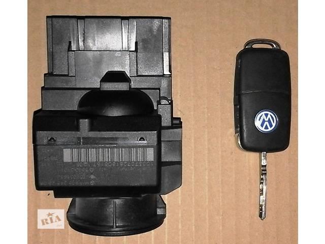 Б/у Замок зажигания/запалювання HVM9065452508 VW + ключ Volkswagen Crafter Фольксваген Крафтер 2.5 TDI 2006-2010- объявление о продаже  в Рожище