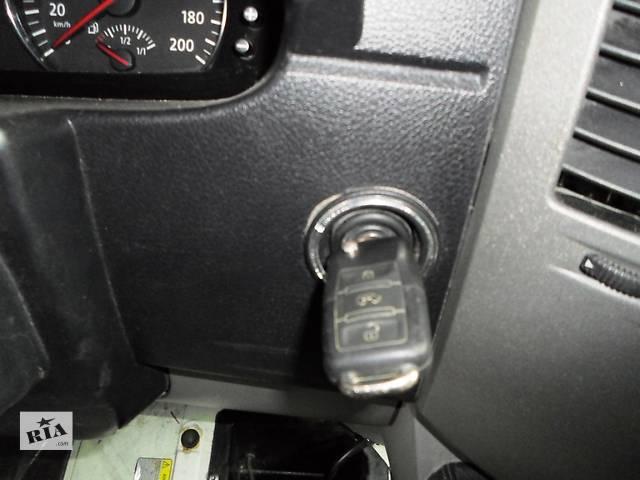 бу Б/у Замок зажигания запалювання +ключ Volkswagen Crafter Фольксваген Крафтер 2.5 TDI 2006-2010 в Луцке