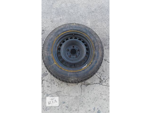 продам Б/у запаска/докатка 205x65R15  (2104000702) для легкового авто Mercedes 210 бу в Ровно