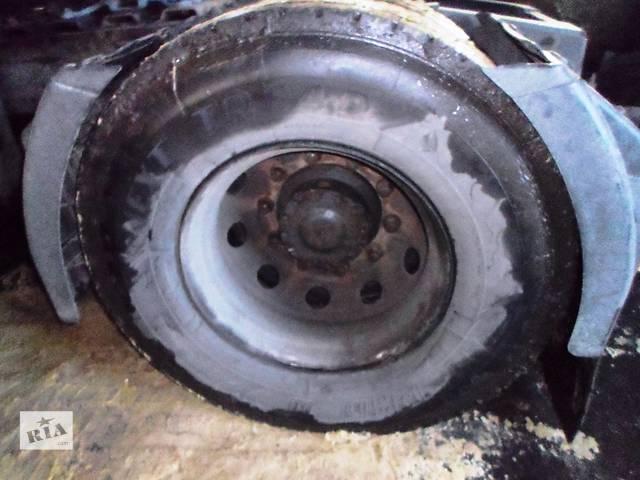 купить бу Б/у запаска/докатка для грузовика Renault Magnum DXI Рено Магнум 440 2005г Evro3 в Рожище