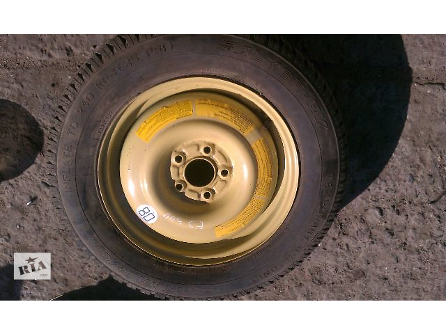 продам Б/у запаска/докатка R16 175/80 91S для седана Lexus ES 300 2001г бу в Николаеве
