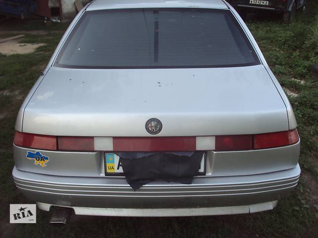 купить бу Б/у   Alfa Romeo 164,3.0л. в Горишних Плавнях (Комсомольске)