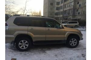 б/у Багажники Toyota Land Cruiser Prado 120