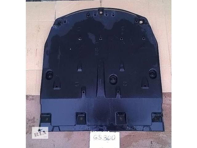 Б/у защита багажника (пластик)  для седана Lexus GS 300 2007г- объявление о продаже  в Киеве