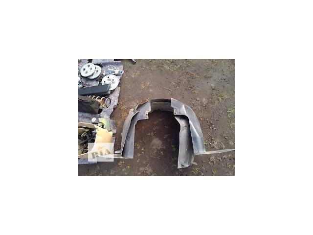 продам Б/у Защита колесных арок Fiat Fiorino Qubo Nemo Bipper бу в Хмельницком