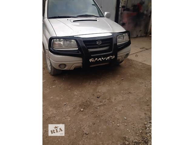 бу Б/у защитные дуги для легкового авто Suzuki Grand Vitara (5d) в Бережанах