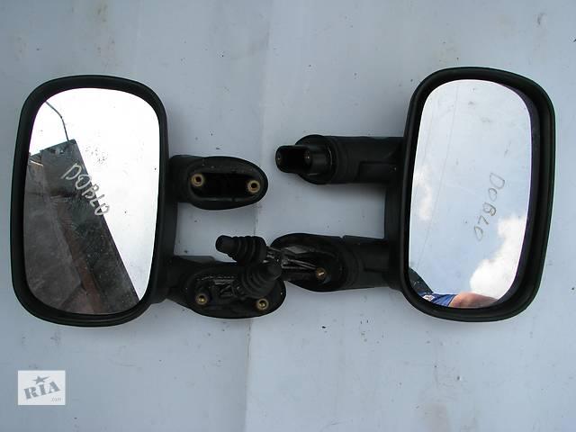 купить бу Б/у зеркала заднего вида боковые Fiat Doblo в Броварах