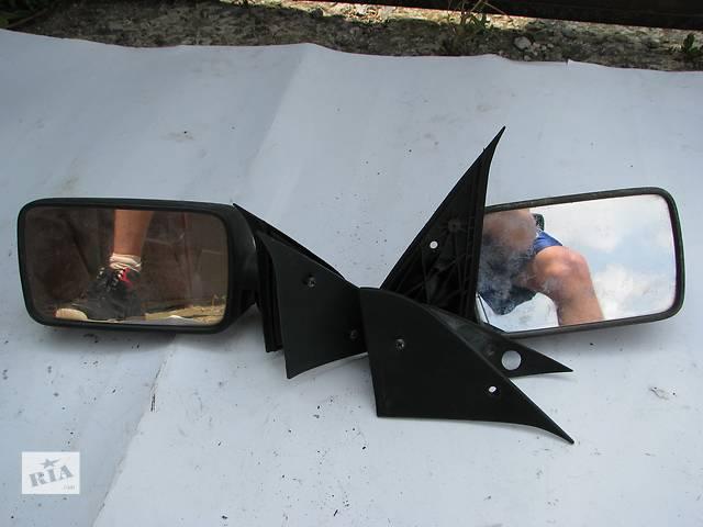 продам Б/у зеркала заднего вида боковые Fiat Uno 1989, CROMODORA 39230/39022 бу в Броварах