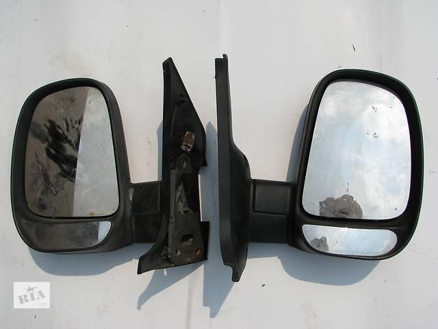 бу Б/у зеркала заднего вида боковые Ford Transit 1997 в Броварах