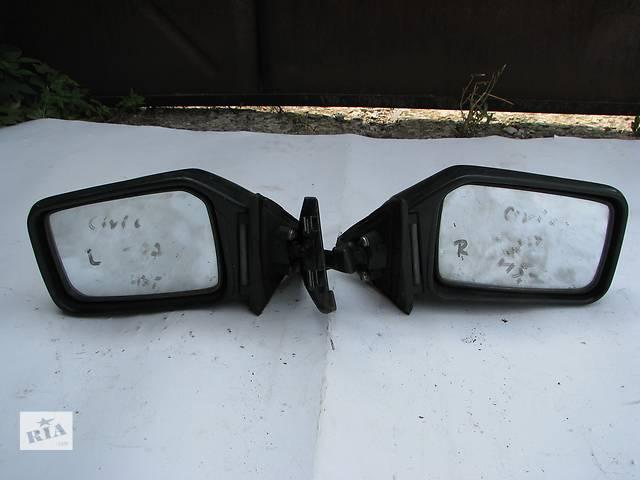продам Б/у зеркала заднего вида боковые Honda Civic бу в Броварах