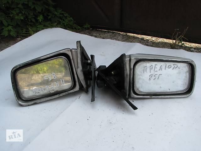купить бу Б/у зеркала заднего вида боковые Honda Prelude 1985 в Броварах