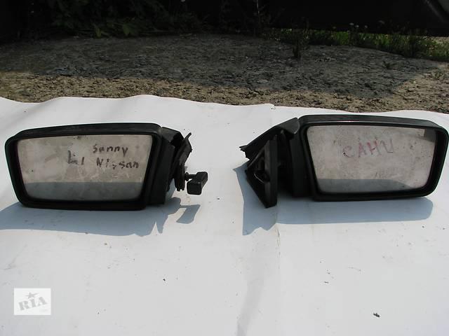 Б/у зеркала заднего вида боковые Nissan Sunny N12- объявление о продаже  в Броварах