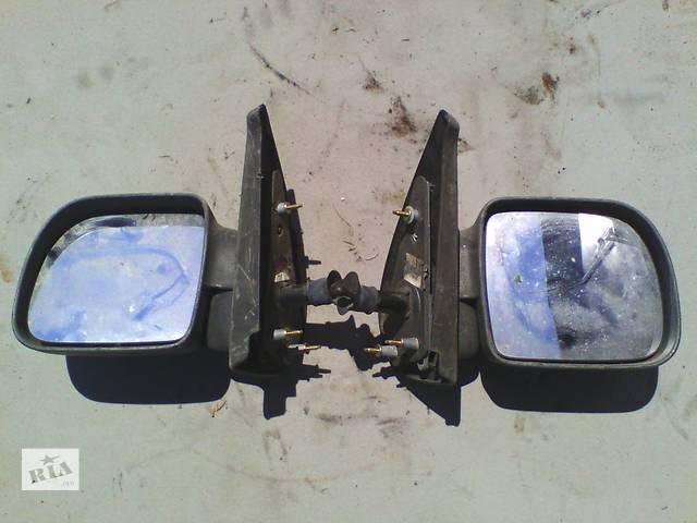 бу Б/у зеркала заднего вида боковые Renault Kangoo 2000 в Броварах
