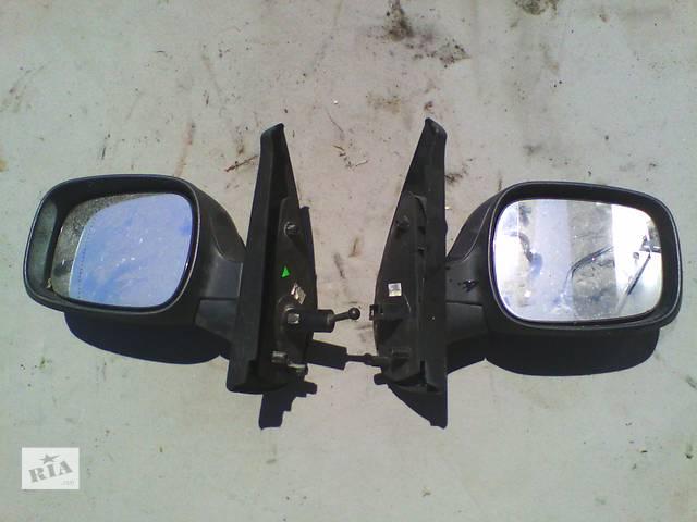 бу Б/у зеркала заднего вида боковые Renault Kangoo 2003 в Броварах