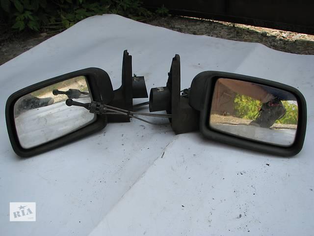 Б/у зеркала заднего вида боковые Renault Rapid 1993- объявление о продаже  в Броварах