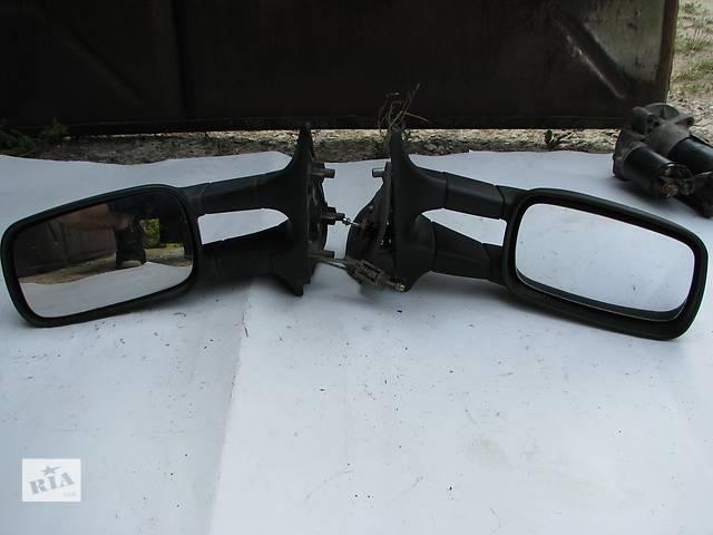 купить бу Б/у зеркала заднего вида боковые Volkswagen Caddy 1996-2003, 8.46.091, 8.36.095 в Броварах