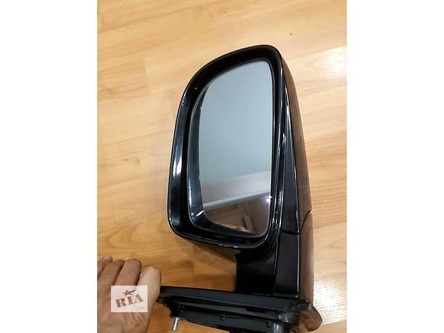 Б/у зеркало боковое правое для легкового авто Hyundai Santa FE. электро складывание,  электро регулировка - объявление о продаже  в Николаеве
