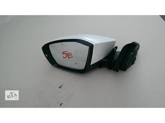 купить бу Б/у зеркало для хэтчбека Skoda Octavia A7 в Пустомытах