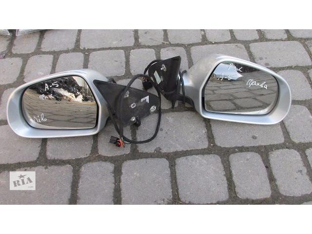 продам Б/у зеркало для хэтчбека Skoda Octavia NEW бу в Львове