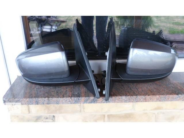 купить бу Б/у зеркало для легкового авто BMW X5 e70 в Львове