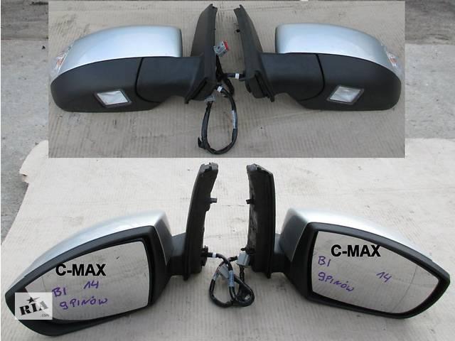 продам Б/у зеркало для легкового авто Ford C-Max mk2 бу в Львове