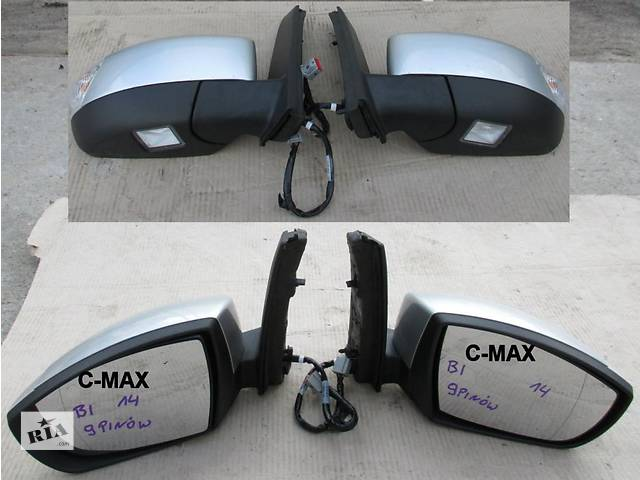 Б/у зеркало для легкового авто Ford C-Max mk2- объявление о продаже  в Львове