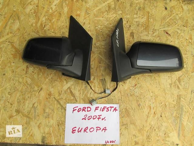 бу Б/у зеркало для легкового авто Ford Fiesta mk6 в Львове