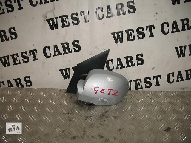 Б/у зеркало для легкового авто Hyundai Getz Hatchback 5D 2006- объявление о продаже  в Луцке