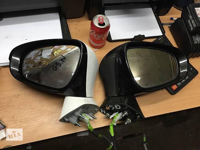 бу Б/у зеркало для легкового авто Lexus GS в Ровно