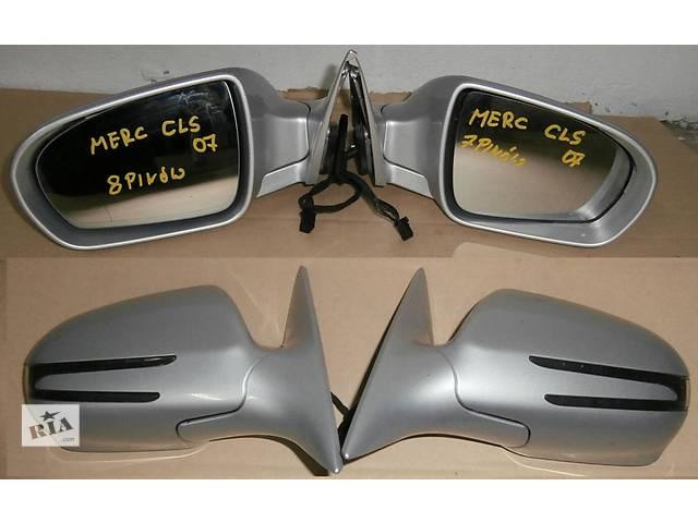 купить бу Б/у зеркало для легкового авто Mercedes CLS-Class w219 04-10 в Львове