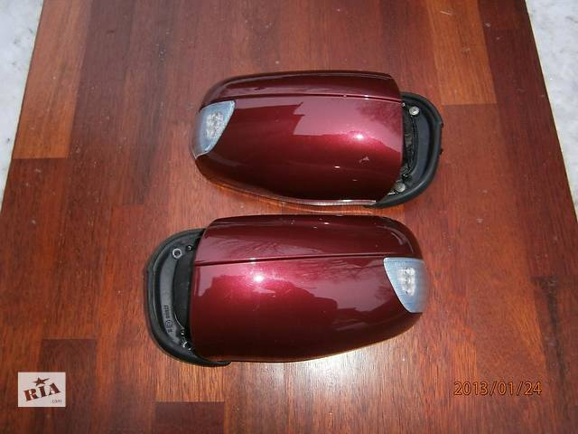 продам Б/у зеркало для легкового авто Mercedes E-Class w210 00-02 бу в Львове