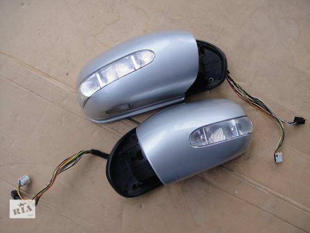 купить бу Б/у зеркало для легкового авто Mercedes E-Class w211 02-09 в Львове