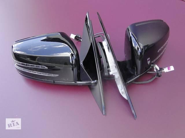 бу Б/у зеркало для легкового авто Mercedes E-Class w212 09- в Львове