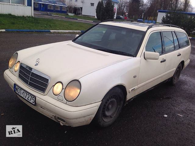 Б/у зеркало для легкового авто Mercedes E-Class- объявление о продаже  в Львове
