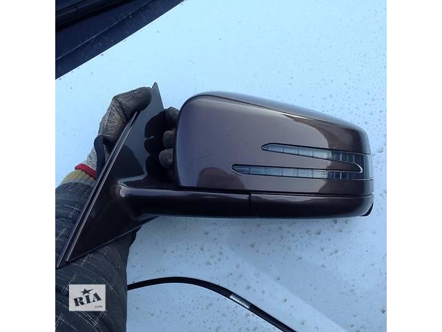 Б/у зеркало для легкового авто Mercedes S-Class- объявление о продаже  в Ровно