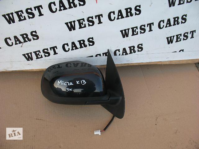 бу Б/у зеркало для легкового авто Nissan Micra 2012 в Луцке