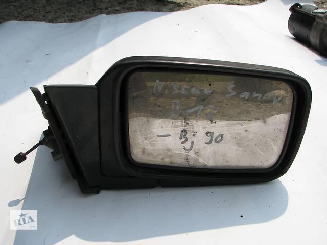продам Б/у зеркало заднего вида боковое Nissan Sunny B12 1990 бу в Броварах