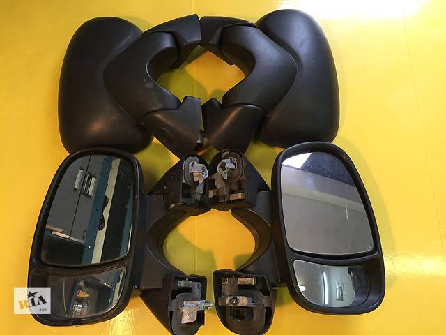 Б/у зеркало для легкового авто Renault Trafic- объявление о продаже  в Ковеле
