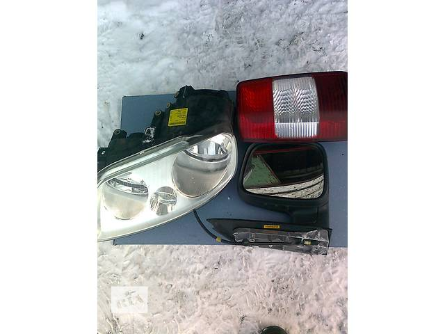 бу Б/у зеркало для легкового авто Volkswagen Caddy в Ровно