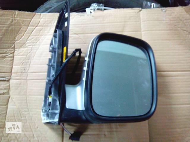 бу Б/у зеркало для легкового авто Volkswagen Caddy в Львове