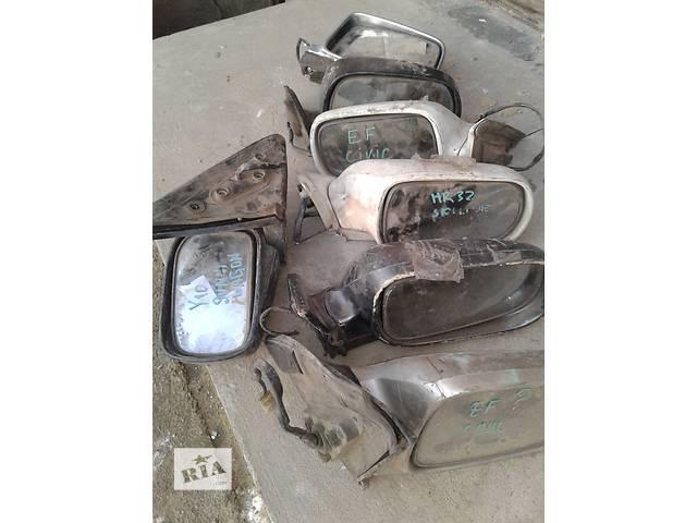 купить бу Б/в дзеркало для легкового авто в Львове