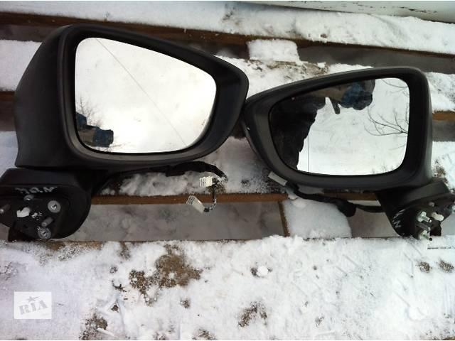 продам Б/у зеркало для седана Mazda 6 бу в Киеве