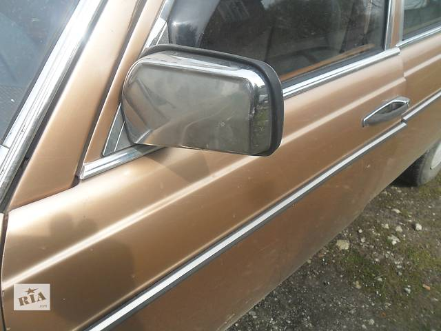 продам Б/у зеркало для седана Mercedes 123 бу в Дубно