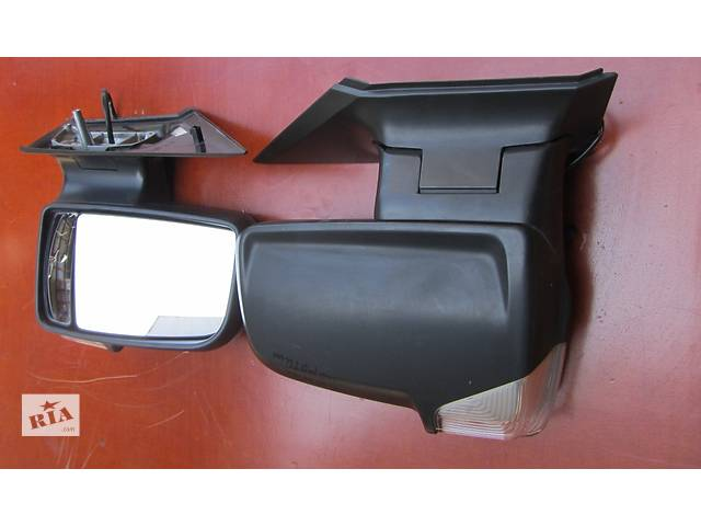 бу Б/у зеркало, дзеркало заднего вида левое Фольксваген Крафтер Volkswagen Crafter 2006-10гг. в Ровно