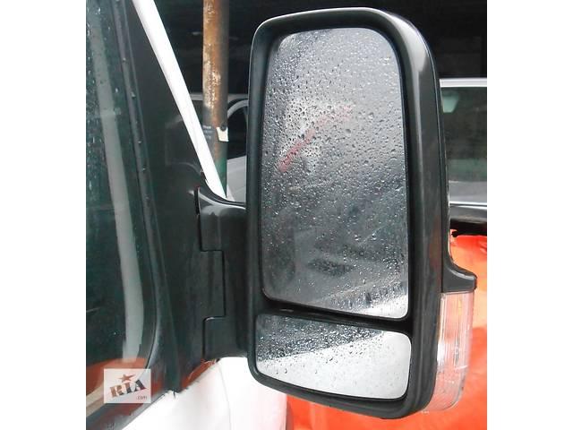 продам Б/у зеркало, дзеркало заднего вида левое Мерседес Спринтер 906 (215, 313, 315, 415, 218, 318, 418, 518) 2006-12р бу в Ровно