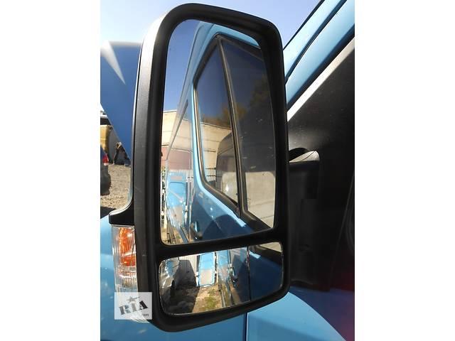 бу Б/у зеркало, дзеркало заднего вида правое Фольксваген Крафтер Volkswagen Crafter 2006-10гг. в Ровно
