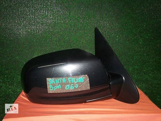 Б/у Зеркало Hyundai Santa FE 2006-2009- объявление о продаже  в Киеве